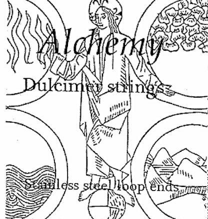 Dulcimer Strings